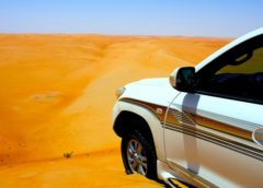 Holidays to spend in Dubai deserts
